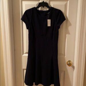 Navy Blue Banana Republic Size 10 Dress